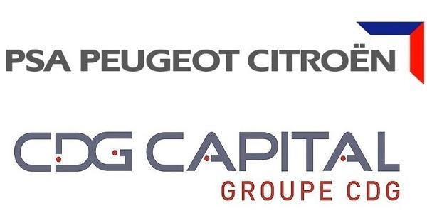 Recrutement (3) postes chez PSA Peugeot Citroën et la Caisse de Dépôt et Gestion – توظيف (3) منصب