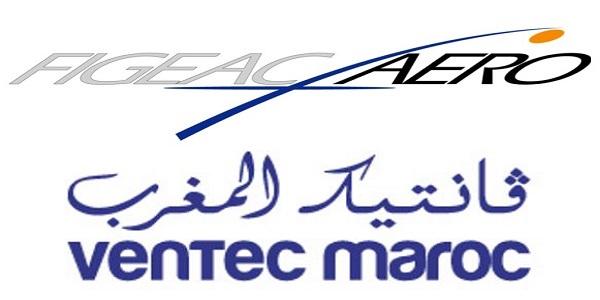 Recrutement (4) postes chez Figeac Aéro Maroc et Ventec – توظيف (4) منصب
