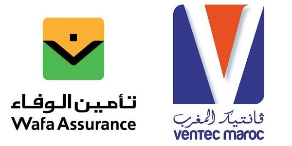 Recrutement (4) postes chez Wafa Assurance et Ventec (Contrôleur interne – Chargé QHSE – Chargé Marketing – Comptable) – توظيف (4) منصب