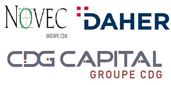 Recrutement (3) postes chez CDG, Daher et Novec – توظيف (3) منصب