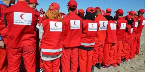 الهلال الأحمر المغربي: للشباب الراغبين العمل في مجال الإسعاف والتمريض والمساعدة الإجتماعية والسياقة