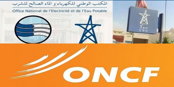 Recrutement (4) postes chez ONEP et ONCF (Electricité – Électromécanique – Automatisme – Topographie) – توظيف (4) منصب