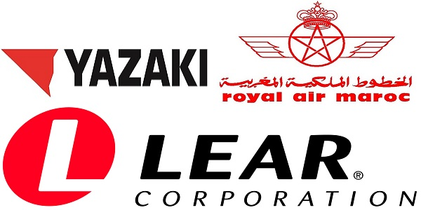 Offres de stage chez Yazaki , Lear Corporation et Royal Air Maroc (Logistique – HSE – RH – Ingénierie – Contrôle de gestion – Commercial)