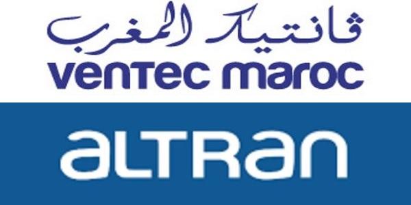 Recrutement chez Ventec & Altran (Ingénieurs Électriques – Qualité – Logistique) – توظيف في العديد من المناصب