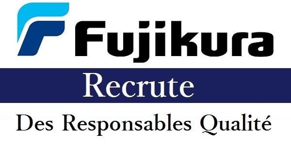 Recrutement de Responsables Qualité chez Fujikura Automotive – توظيف في العديد من المناصب