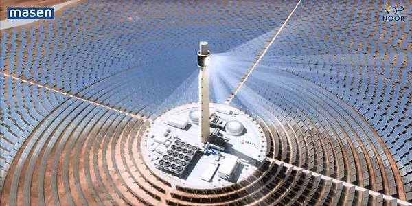 أنابيك: توظيف 162 منصب في تركيب لوحات الطاقة الشمية براتب 3500 درهم بجهة العيون بوجدور