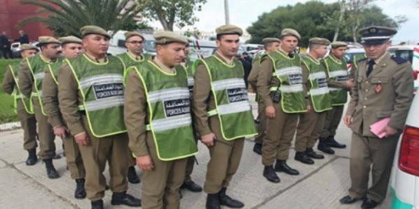 مفتشيتا القوات المساعدة: إعلان بالعربية لمباراة ولوج سلك التكوين الأساسي للتلاميذ المساعدين -ضباط الصف – فوج 2019-2021. آخر أجل هو 30 ماي 2019