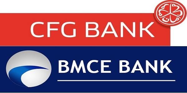 recrutement chez cfg bank et bmce bank  analyste junior - financiers - comptables