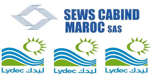 Recrutement chez Lydec & Sews Maroc (Coordinateur de Production – Chargé d'affaires) – توظيف (2) منصب