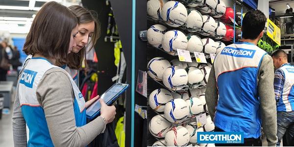 شركة دكاتلون Decathlon : تعلن عن توظيف الطلبة بدون تجربة مهنية بعقود عمل دائمة