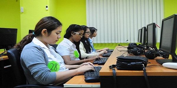 مطلوب 10 موظفي وموظفات إدخال البيانات للحاسوب حاصلين على شهادة البكالويا أو الدبلوم براتب يصل 4500 درهم