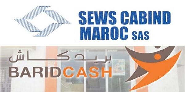 recrutement chez sews maroc  u0026 barid cash  responsable rh
