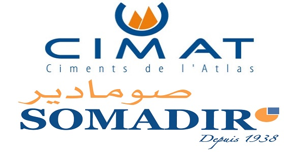Recrutement chez Ciments de l'Atlas & Somadir (Comptable – Ingénieur production – Logisticien – Paie) – توظيف في العديد من المناصب