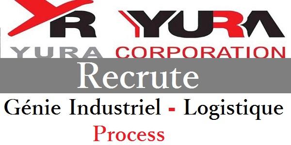 شركة YURA corporation Meknès تعلن عن حملة توظيف عدة مهندسين و تقنيين في عدة تخصصات
