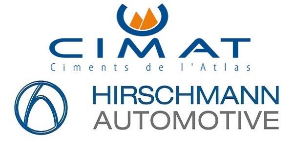 Recrutement chez Hirschmann Automotive & Ciments de l'Atlas (Ingénieur Qualité – Technicien Outillage – Commerciaux) – توظيف في العديد من المناصب
