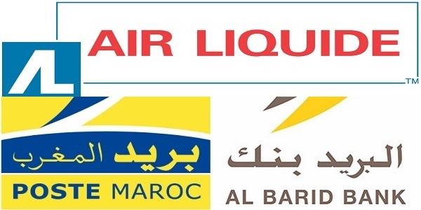 Recrutement chez Air Liquide & Al Barid Bank (Ingénieur Génie civil – Magasinier – RH – Acheteur) – توظيف في العديد من المناصب