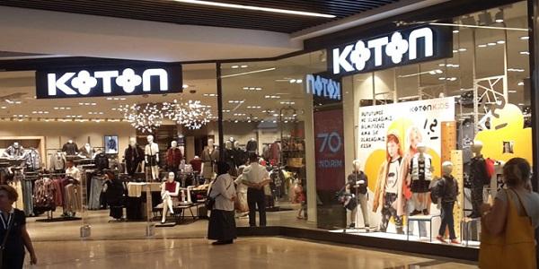 الشركة التجارية KOTON تعلن عن توظيفات مهمة في عدة تخصصات