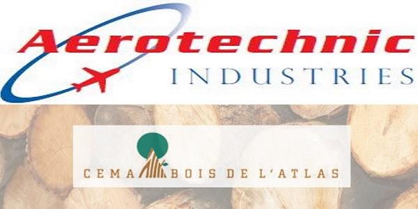 Recrutement chez Aerotechnic Industries & Cema Bois de l'Atlas (Ingénieur Industriel – Production – Électriciens) – توظيف في العديد من المناصب