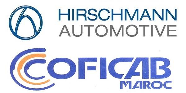 Recrutement chez Coficab & Hirschmann Automotive (Responsable QHSE – Segment Leader – Ingénieur Industriel) – توظيف (3) منصب