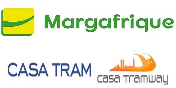 Recrutement chez Casa Tramway & Margafrique (Techniciens maintenance – Électromécanicien – Conducteurs Chaudières – Frigoristes Usine) – توظيف في العديد من المناصب