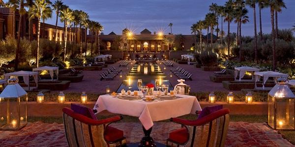 براتب ابتداء من 4000 درهم .. فندق Hotel 5 étoiles Casablanca & Marrakech & Tanger إعلان عن حملة توظيف في عدة تخصصات