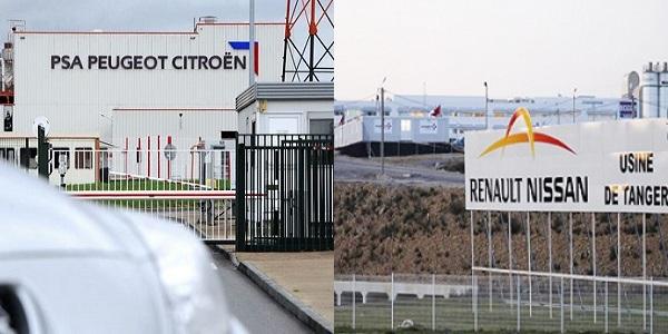 شركة RENAULT & PSA PEUGEOT CITROËN تعلن عن حملة توظيف في عدة تخصصات