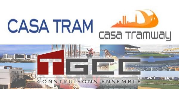 Recrutement chez TGCC & Casa Tramway (Responsable Achat & Logistique – Planificateur – Conducteurs de tramway) – توظيف في العديد من المناصب