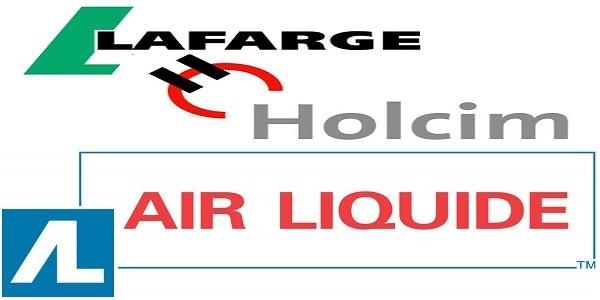 Recrutement chez LafargeHolcim & Air Liquide (Contrôle Interne Junior – Agent Administratif – Administrateur des ventes – Planificateur production) – توظيف (4) منصب