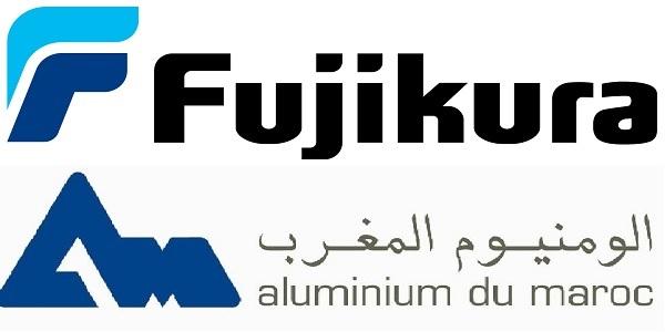 recrutement chez aluminium du maroc  u0026 fujikura automotive