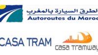 Recrutement chez CasaTramway & La Société Nationale des Autoroutes du Maroc (Chargé HSE – Cadre de gestion – Ingénieur méthode et maintenance) – توظيف في العديد من المناصب