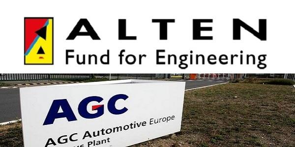 Recrutement chez Alten & AGC Automotive (Ingénieur process – Chargé d'Affaire Moyens Industriels – Pilote planning) – توظيف (4) منصب