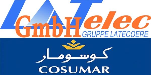 Recrutement chez Cosumar & Latelec (Responsable de Fabrication – Magasinier – Responsable logistique) – توظيف في العديد من المناصب