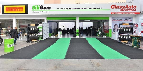 شركة Glassauto Express إعلان عن حملة توظيف في عدة تخصصات