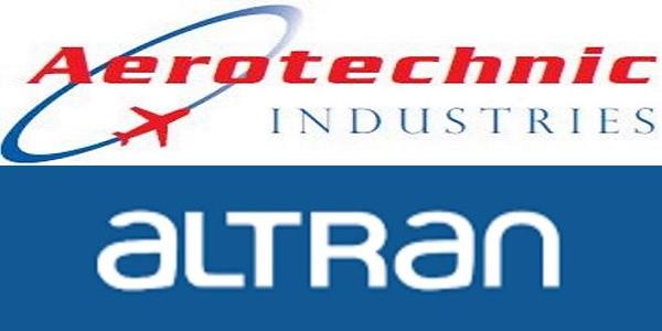 Recrutement chez Aerotechnic Industries & Altran (Manager Outils Industriels – Pilote qualité Junior – Ingénieur Production) – توظيف (4) منصب