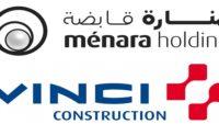 Recrutement chez Vinci construction & Ménara Holding (Responsable Etude de prix – Responsable Qualité – Agent Contrôle Interne) – توظيف (3) منصب