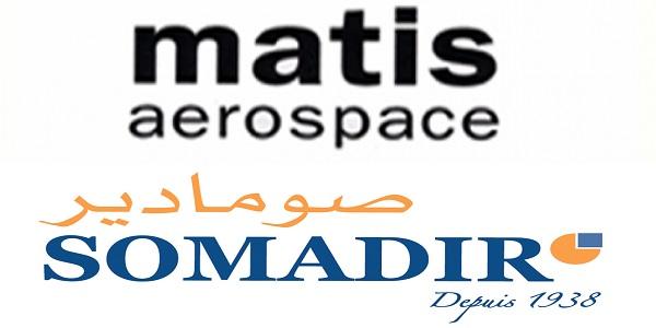 Recrutement chez SOMADIR & MATIS AERO (Ingénieur Industrialisation – Trésorier – Chefs d'Agences Commerciales) – تعلن عن حملة توظيف في عدة تخصصات