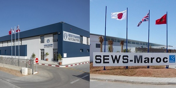 شركة Hirschmann Automotive & Sews Maroc تعلن عن حملة توظيف في عدة تخصصات