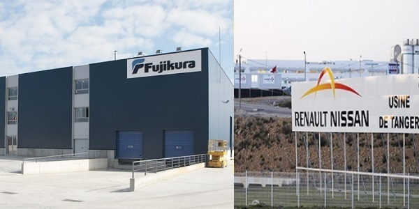شركة RENAULT & FUJIKURA AUTOMOTIVE تعلن عن حملة توظيف في عدة تخصصات