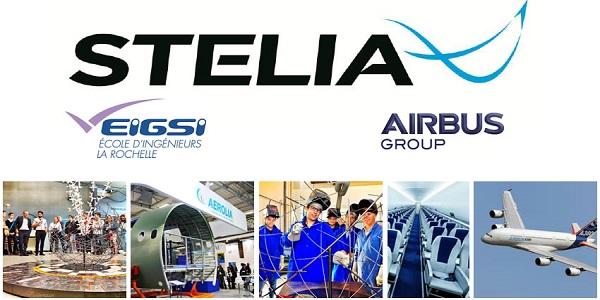 شركة Stelia Aerospace & Sews Maroc تعلن عن حملة توظيف في عدة تخصصات