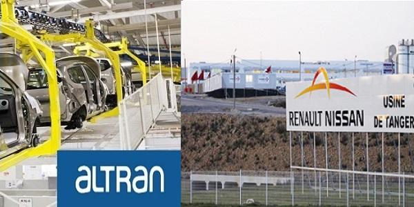 شركة DELPHI & ALTRAN تعلن عن حملة توظيف عدة مهندسين و تقنيين في عدة تخصصات