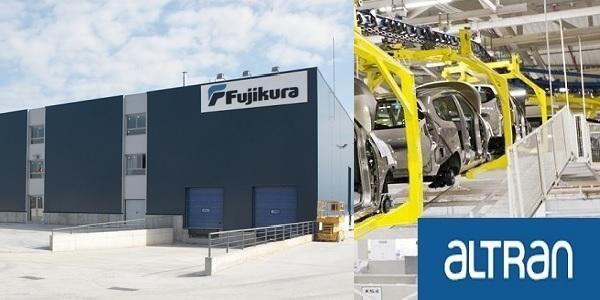 شركة ALTRAN & FUJIKURA AUTOMOTIVE تعلن عن حملة توظيف في عدة تخصصات