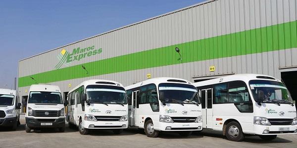 شركة ALPHA 55 & MAROC EXPRESS تعلن عن حملة توظيف في عدة تخصصات