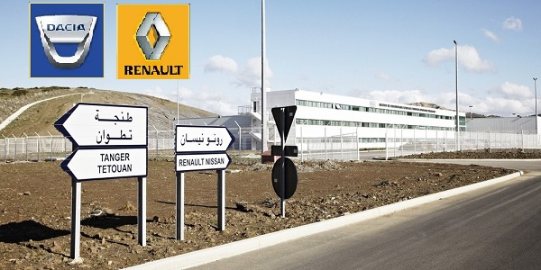 شركة RENAULT MAROC تعلن عن حملة توظيف في عدة تخصصات