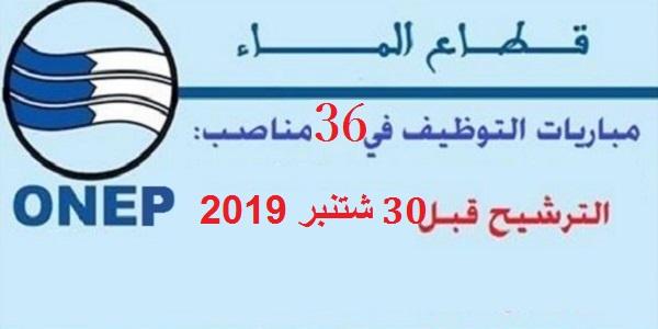 مباراة توظيف 36 منصبا بإالوكالة المستقلة لتوزيع الماء والكهرباء بمراكش. الترشيح قبل 30 شتنبر 2019