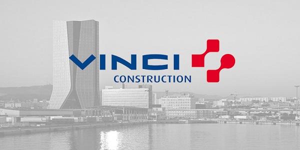 شركة VINCI CONSTRUCTION تعلن عن حملة توظيف في عدة تخصصات
