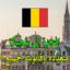 الهجرة الى بلجيكا بطرق متعددة وقانونية لجميع العرب