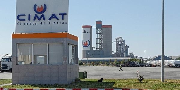 شركة CIMENTS DE L'ATLAS (CIMAT) تعلن عن حملة توظيف في عدة تخصصات