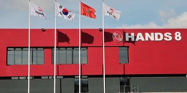 شركة HANDS CORPORATION MAROC تعلن عن حملة توظيف في عدة تخصصات