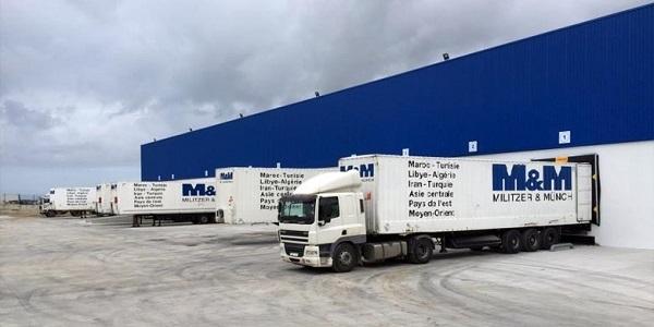 شركة RICHBOND & M&M TANGER تعلن عن حملة توظيف في عدة تخصصات