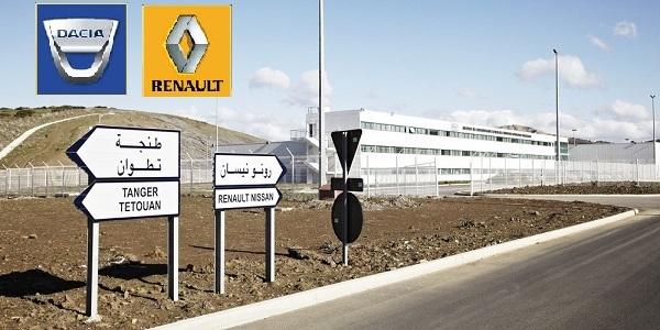 Renault Maroc Tanger Recrutement Emploi